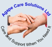 Agape Care Solutions Logo